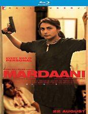 Mardaani - Neuf Original Bollywood Blu-Ray - Livraison Gratuite aux R.u.