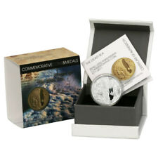 2011 Israel Dead Sea ILS1 Prooflike Silver Coin with Mint Box & COA