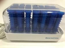 REMINGTON TIGHT CURLS SPIRAL 21 HOT ROLLERS CURLERS H-21SP PAGEANT CHEER  CLEAN