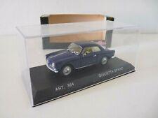 "DETAILCARS 1/43 "" ALFA ROMEO GIULIETTA SPRINT 1960 ART 364 "" EN BOITE"