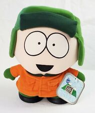"South Park 1998 Plush Toy Doll 9"" Kyle Broflovski With Tags"