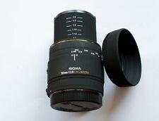 Sigma EX 50mm f2.8 EX DG Makro für Canon EF
