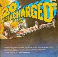 20 Supercharged Hits. Vintage Vinyl LP. Import