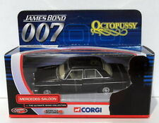 James Bond Mercedes-Benz Diecast Cars