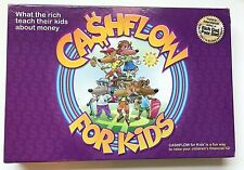 Cashflow for Kids Board Game Rich Dad Poor Dad Investing Financial IQ Complete