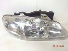 1996 1997 1998 Pontiac Grand Am Right Side Headlamp Light 16521578 NICE OEM