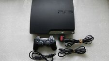 Sony PlayStation 3 Slim 250GB firmware 3.55 (CECH - 2503B) - PS3 250GB FW 3.55