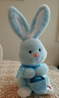 Tekky Toys Singing Animated Easter Bunny Plush Sings and wiggles