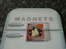 Mr Whippy Served Here Fridge Magnegt. NEW. Retro Sign. British Seaside