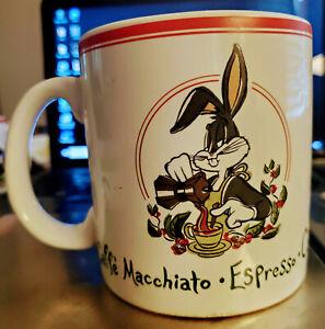 Bugs Bunny Man Warner Bros WB Mug Cup 1994