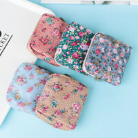 Handbag Credit Card Holder Coin Purse  Small Pouch Change Bag Floral Wallet