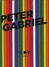 Peter Gabriel - Play (DVD, 2004)