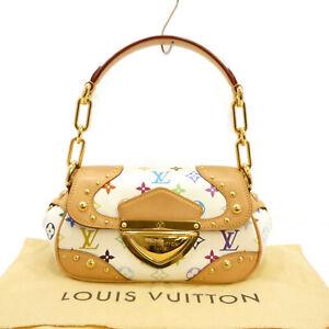 Authentic LOUIS VUITTON Marilyn Shoulder Bag Multi-Color M40127 #S309057