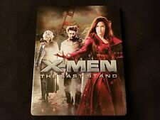 X-Men The Last Stand Blu ray Steelbook