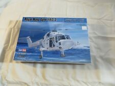 Hobby Boss 1:72 Royal Navy Lynx Has.2 Model Kit 82736 FACTORY SEALED