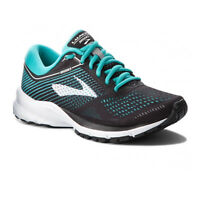 Brooks Launch 5 120266 Black Teal Green Size 10.5