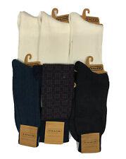 Vintage Mens COACH Crew Socks Cotton All New 10-13