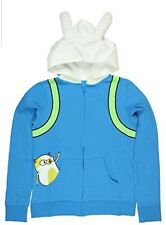 Adventure Time Big Boys and girls zipped Hoodie size M (10-12)