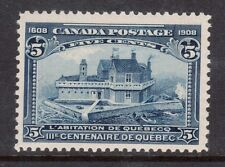 Canada #99 VF/NH **With Certificate**