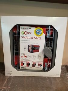 Sport Pet Designs - Pop Crate -  SMALL KENNEL Dog to 25 Lb
