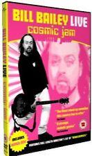 Bill Bailey  Cosmic Jam Bewilderness BRAND NEW AND SEALED UK REGION 2 DVD