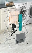 Stainless Steel Clothes Drying Rack Home Sturdy Laundry Socks Underwear Compact