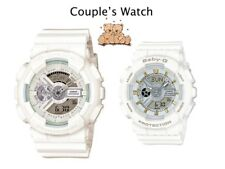 Couple's Watch * G-Shock GA110BC-7A & Baby-G BA110GA-7A1 COD PayPal