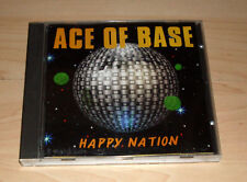 CD Album - Ace of Base - Happy Nation : All that She Wants + Wheel of Fortune...