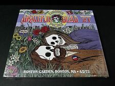 Grateful Dead Dave's Picks Vol. 21 New! 4/2/73 Boston, MA 1973 Numbered OOP