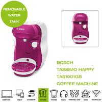 *Brand New* Bosch Tassimo Happy TAS1001GB Coffee Machine - Purple & White