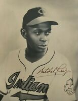 Satchel Paige 8x10 Signed Photo Autographed Indians HOF REPRINT