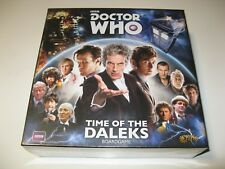 Doctor Who Time of the Daleks boardgame NEW SW Gale Force Nine co-operative GF9