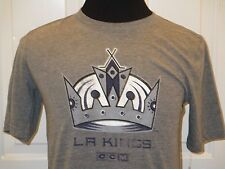 Brand New with Tag Los Angeles Kings Gray Youth {S-XL} Distressed Style T-Shirt