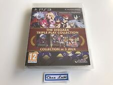The Disgaea Triple Play Collection - Sony PS3 - FR - Neuf Sous Blister