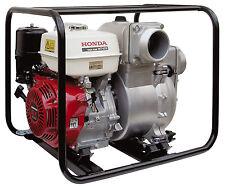 """Motopompa Honda WT 40 X Acque nere 4"""" portata 1640 l/min prevalenza totale 26 m"""