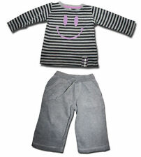Cute COTTON ON Size 1-2 SMILEY Top + BONDS Size 1 Trackpants SET