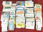 COLLECTION OF 1600 PHARMACEUTICAL PRODUCT ADVERTISING CARDS. CIRCA 1940