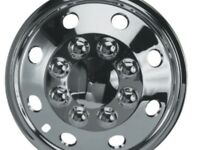 "16"" ALL NEW FORD TRANSIT 2014> CHROME DEEP DISH WHEEL TRIMS HUB CAPS SET OF 4"