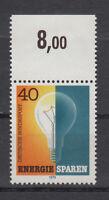 Briefmarken BRD 1979 Energiesparen Mi.Nr.1031** postfrisch Rand