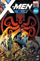 X-Men - Blue 2 - Widerstand - Deutsch - Panini - Comic - NEUWARE