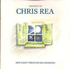 Chris Rea New Light Through Old Windows (The Best Of Chris Rea) UK CD