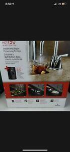 InSinkErator H-HOT150C-SS Instant Hot Water Dispenser System - Faucet & Tank