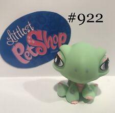 Authentic Littlest Pet Shop - Hasbro LPS - TURTLE #922