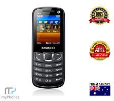 BRAND NEW SAMSUNG MANHATTAN E3309T BLACK 3G  GPRS UNLOCKED ONE