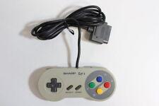 Sharp SF1 Controller Pad Long Cord Nintendo Super Famicom SFC SNES Import C