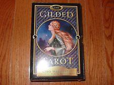 The GILDED Tarot Card Deck - by Ciro Marchetti - NEW Divination