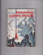 Street & Smith's Astounding Science Fiction July 1956 Pulp Critical Difference