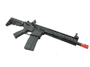 Golden Eagle MC6638 M4 Keymod RIS Gas Blowback Airsoft Rifle 380-410 fps