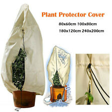 Warm Plant Cover  Tree  Shrub Frost Winter Protection Bag Jacket Yard Garden
