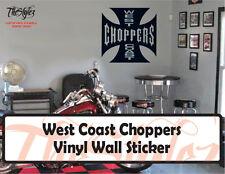West Coast Choppers Vinyl Wall Sticker